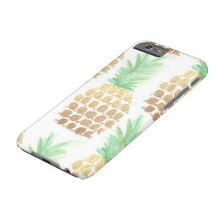 パイナップル電話箱 BARELY THERE iPhone 6 ケース