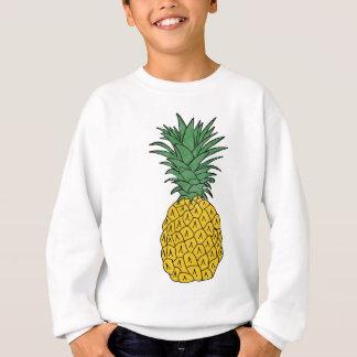 パイナップル スウェットシャツ