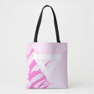 パイナップル-ピンクのトートバック トートバッグ