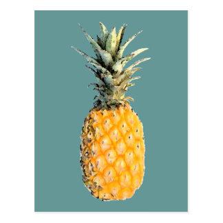 パイナップル ポストカード