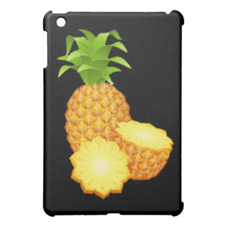 パイナップルiPadの場合 iPad Miniカバー