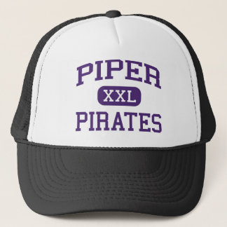 パイパー-海賊-高等学校-カンザスシティカンザス キャップ