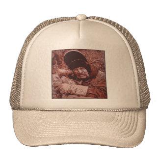 パイプラインの溶接工の帽子 トラッカーキャップ