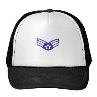 パイロットの上級米国の空軍 トラッカーハット