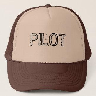 パイロット キャップ