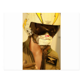 パイロット ポストカード