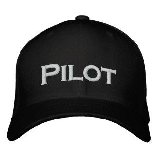 パイロット 刺繍入りキャップ
