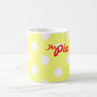 パイ穴のマグ コーヒーマグカップ