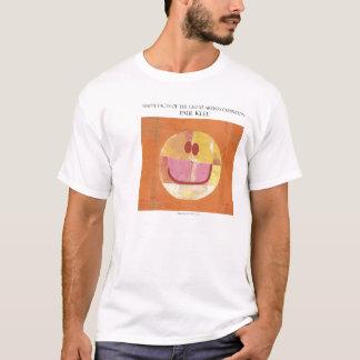 パウル・クレーの幸せな顔のTシャツ Tシャツ