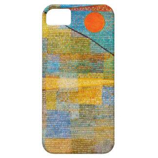 パウル・クレーの広告のParnassumのiPhone 5の場合 iPhone SE/5/5s ケース