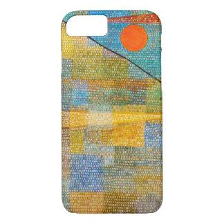 パウル・クレーの広告のParnassumのiPhone 7の場合 iPhone 8/7ケース