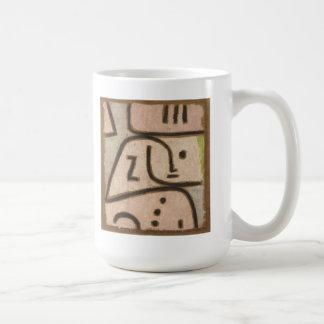 パウル・クレーの芸術 コーヒーマグカップ