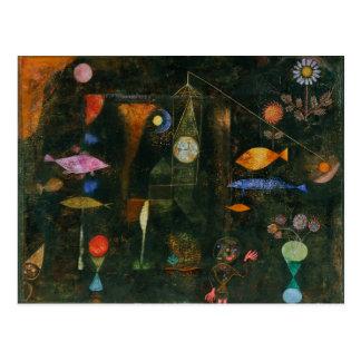 パウル・クレーの芸術 ポストカード
