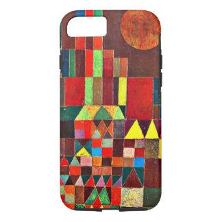 パウル・クレーの芸術: 城および日曜日のKleeの絵画 iPhone 8/7ケース