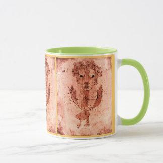 パウル・クレーの芸術-新しい天使 マグカップ