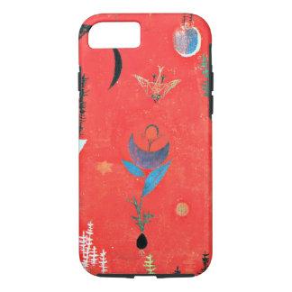 パウル・クレーの芸術-神話、Kleeの有名な絵画を開花して下さい iPhone 8/7ケース