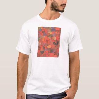 パウル・クレー著山村(秋) Tシャツ