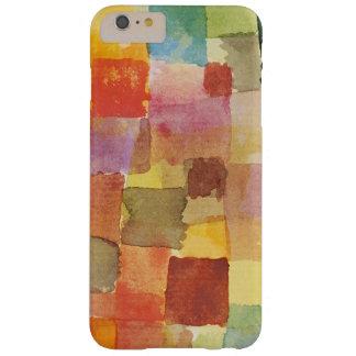 パウル・クレー著無題の抽象芸術 BARELY THERE iPhone 6 PLUS ケース