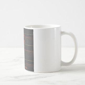 パウル・クレー著現在の6つの境界 コーヒーマグカップ