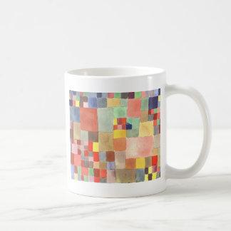 パウル・クレー著砂の植物相 コーヒーマグカップ
