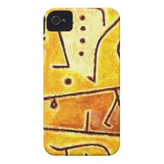 パウル・クレー著赤いベスト Case-Mate iPhone 4 ケース