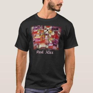 パウル・クレー-バラ園 Tシャツ
