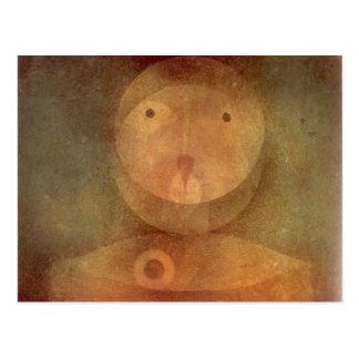 パウル・クレー: Pierrot Lunaire ポストカード