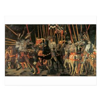 パウロ著Micheletto Cotignolaの介在 ポストカード
