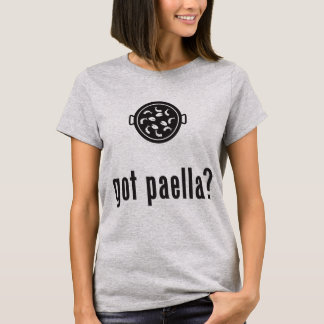 パエリヤ Tシャツ