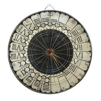 パオロ・ウッチェロ著大教会堂の時計 ダーツボード