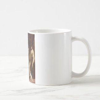 パオロ・ヴェロネーゼ著知恵そして強さのアレゴリー コーヒーマグカップ