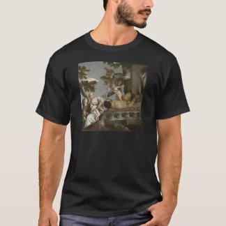 パオロ・ヴェロネーゼ著軽蔑 Tシャツ