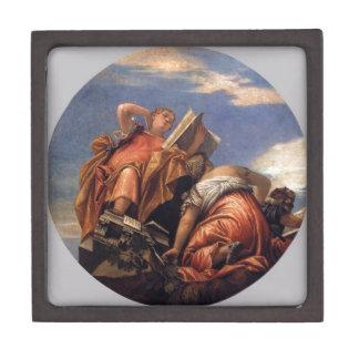 パオロ・ヴェロネーゼ著音楽、天文学および詐欺 ギフトボックス
