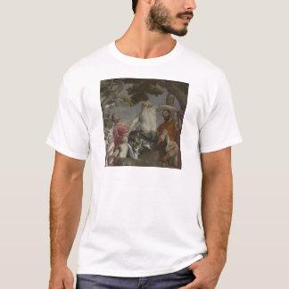 パオロ・ヴェロネーゼ著Unfaithfulness Tシャツ