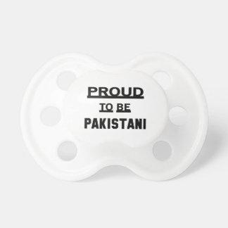 パキスタンがあること誇りを持った おしゃぶり
