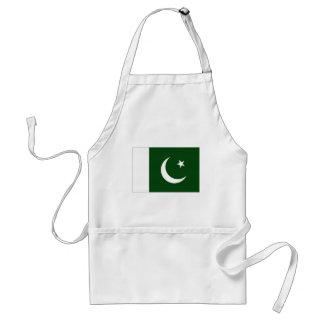 パキスタンの国旗 スタンダードエプロン