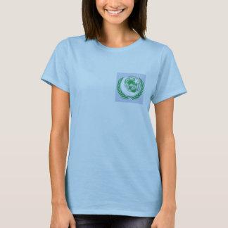 パキスタンの平和ワイシャツ Tシャツ