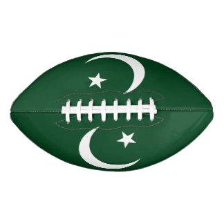 パキスタンの旗 アメリカンフットボール