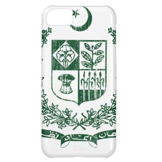 パキスタンの紋章付き外衣 iPhone5Cケース