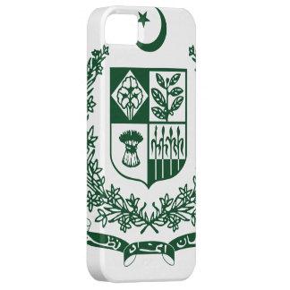 パキスタンの紋章付き外衣 iPhone SE/5/5s ケース