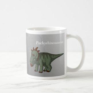 パキリノサウルスの恐竜 コーヒーマグカップ