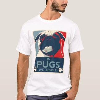 パグで私達はTシャツを信頼します Tシャツ
