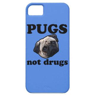 パグのない薬剤 iPhone SE/5/5s ケース