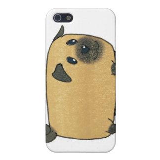 パグのビスケット犬 iPhone 5 CASE