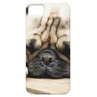 パグの子犬 iPhone SE/5/5s ケース
