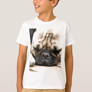 パグの子犬 Tシャツ