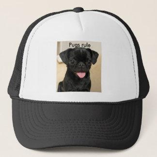 パグの帽子(パグの規則) キャップ