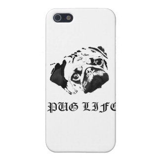 パグの生命 iPhone 5 CASE