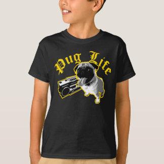 パグの生命 Tシャツ