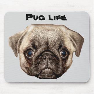 パグの生命mousepad マウスパッド